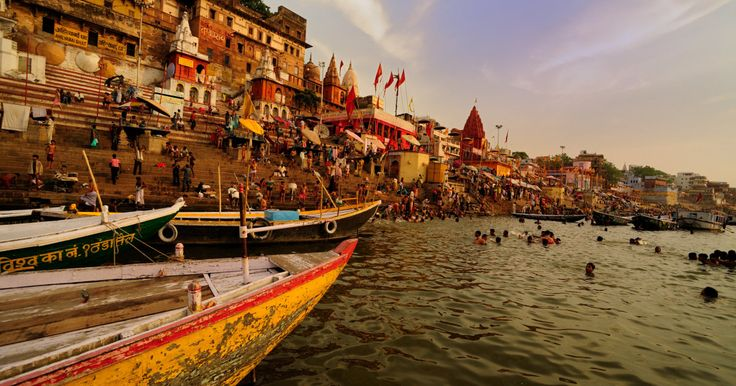 This means polluting the Ganga may be seen as human rights violation.