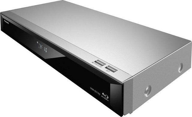 Dmr Bst760 765 Blu Ray Rekorder Wlan Lan Ethernet Hi Res Audio 3d Fahig 4k Upscaling 500 G Wlan Festplatte Und Externe Festplatte