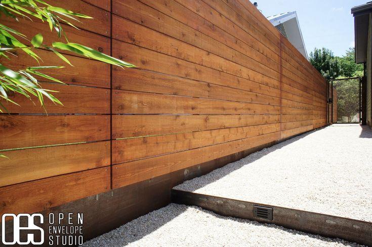 Open Envelope Studio | Horizontal fence detail#detail #