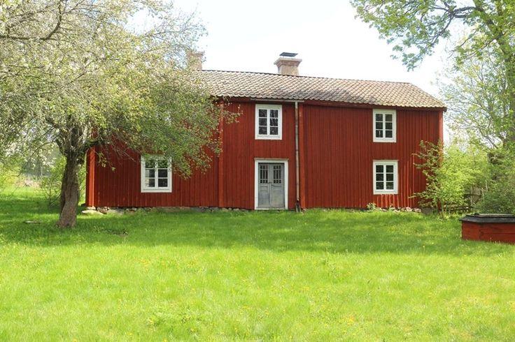 Friliggande villa, Alstermo, Björks Gård, Alstermo