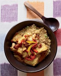 North African Fish Stew by Cat Cora: Farmed Catfish, African Fish, North African, Fish Stew Foodandwine, African Food, Stew Recipe, Cat Cora S, Moroccan Spiced Stew