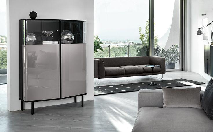 PLIÉ cupboard by @fiamitalia_ designed by Studio Klass #fiamitalia #studioklass #furniture #arredamento #design #interiordesign #homedecor #cupboard