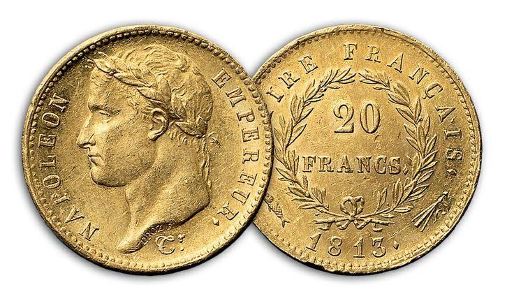 Il marengo d'oro di Napoleone Bonaparte(1809)