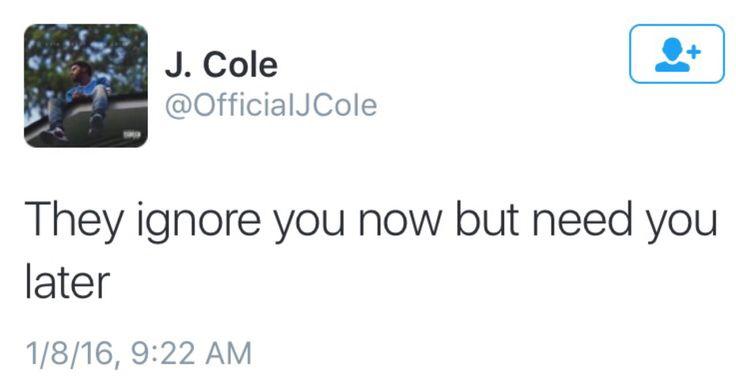J Cole .