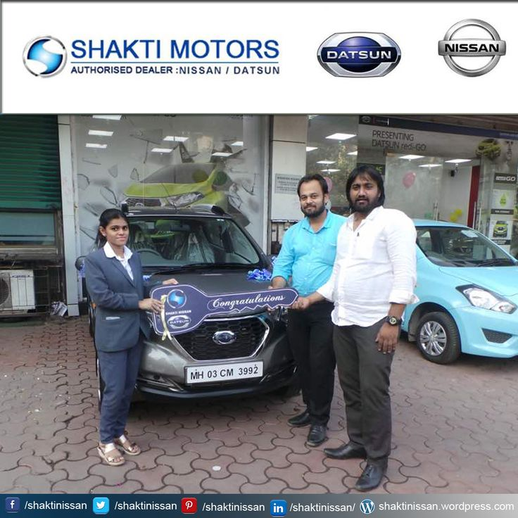 """Our Proud Customer Congratulations """"Gaurav Nagda"""" for getting his new #DATSUN Car. Know more about #ShaktiNissan : http://www.shaktinissan.com/car.php #DatsunCarDelivery #NissanCar #Sunny #Terrano #Active"""