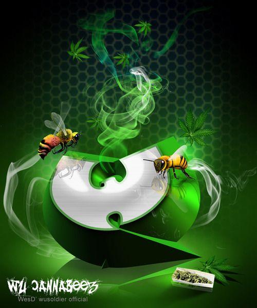 Wu Canabizz Poster