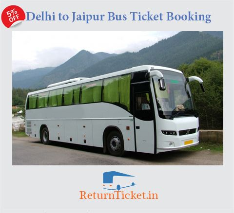 Check out the bus schedules and best deals on bus reservation now from returnTicket.in.