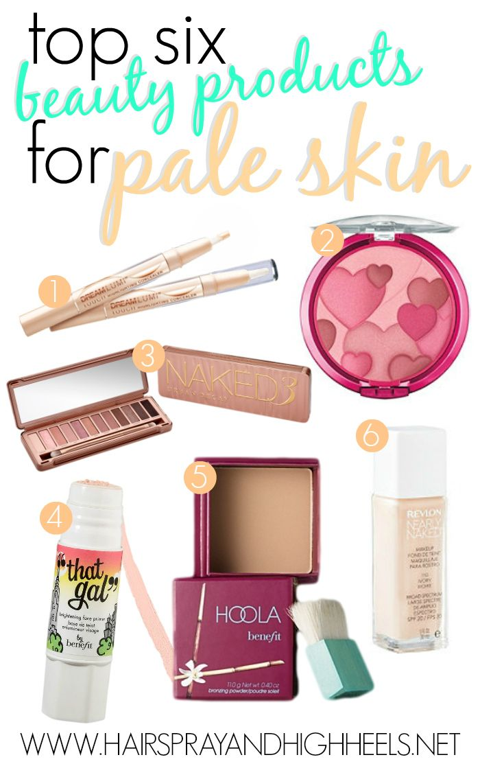 what do you gals think? yay or nay? #makeup #beauty #beautyproducts http://www.hairsprayandhighheels.net/2014/01/beauty-products-pale-skin/