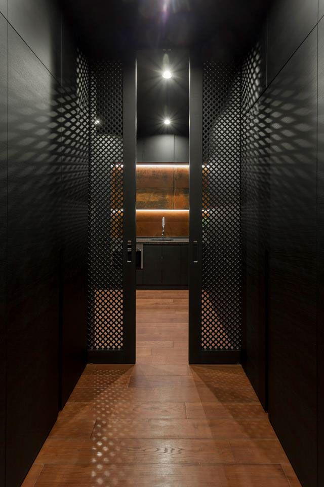 Private office on Behance