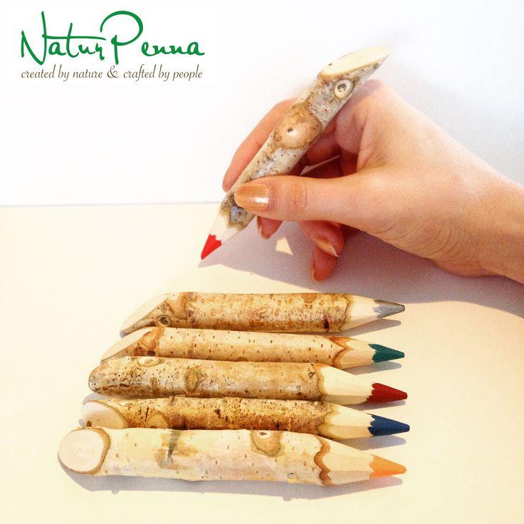 Exklusivt erbjudande från NaturPenna: set av 7 unika naturpennor för endast 349kr frakt ingår (först till kvarn gäller) #naturpenna: #handmade with #love #naturpenna: #handgjord med #kärlek