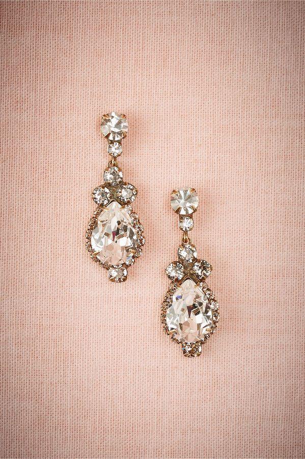Lettice Drop Earrings