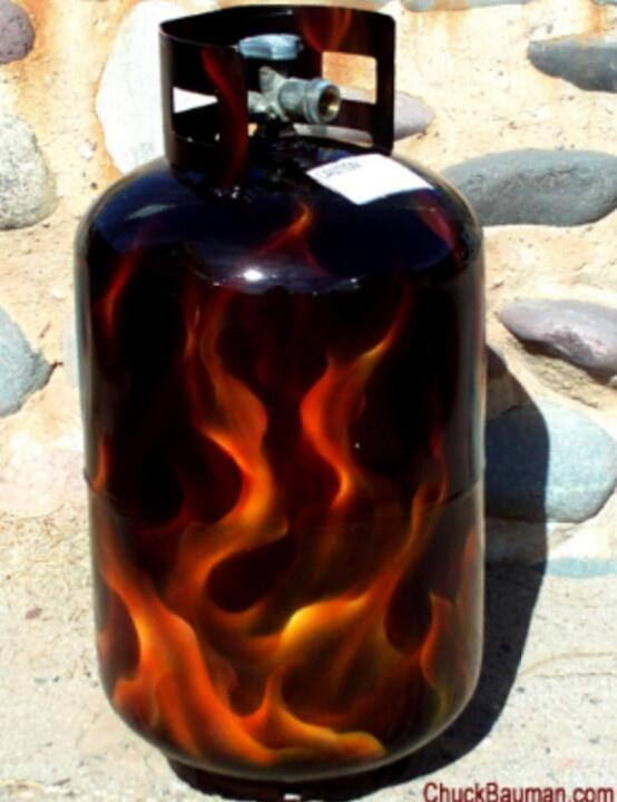 Nice!  My grill needs this flame job!