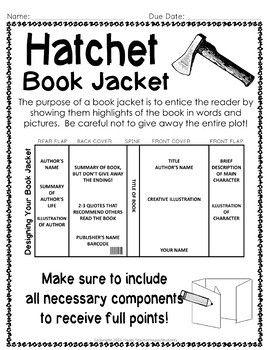 book jacket project template class ideas pinterest books