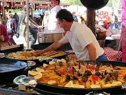 Image result for traditional paella