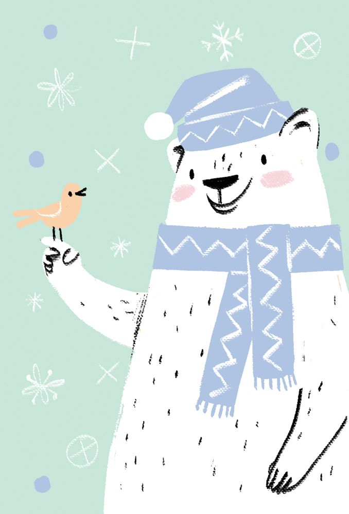 """Check out this @Behance project: """"Unicef Christmas cards"""" https://www.behance.net/gallery/42759331/Unicef-Christmas-cards"""
