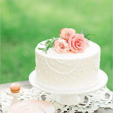 bolo 1 andar para casamento rustico - Pesquisa Google