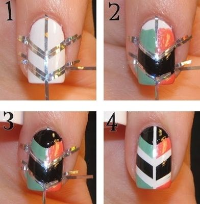 Decals Nail Design