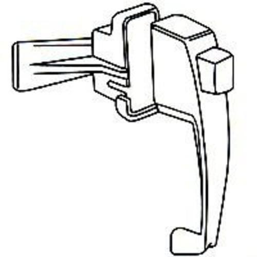 Mintcraft 47015-UW Storm/Screen Door Latches, White