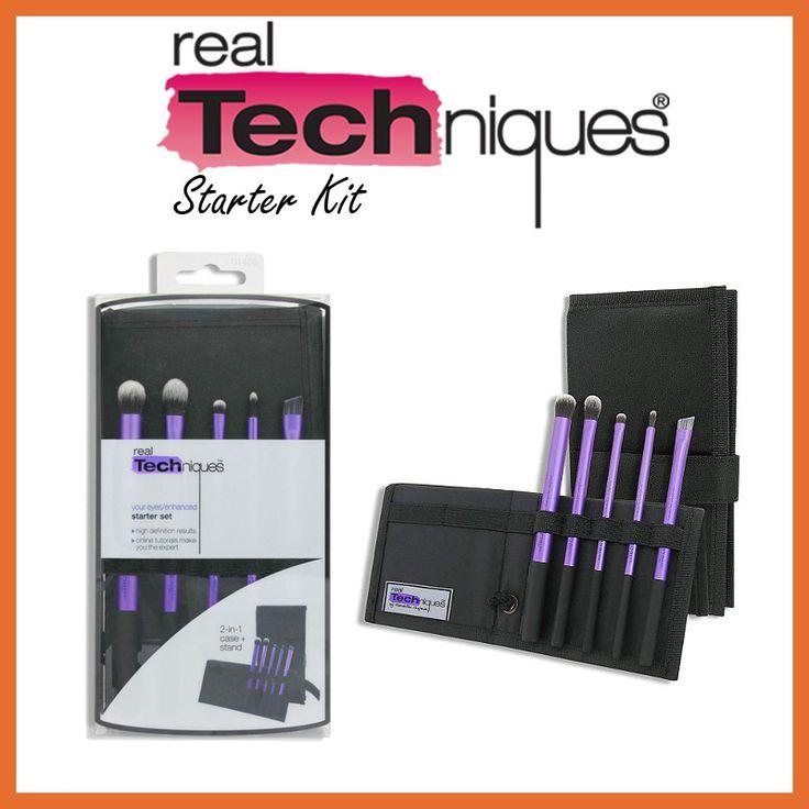 Real Techniques - Starter Kit