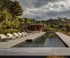 Image result for natural pond pool fencing nz