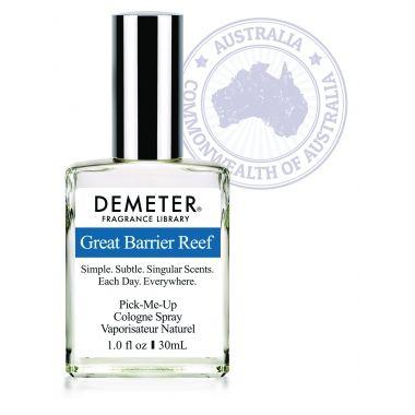 Духи «Большой барьерный риф» (Great Barrier Reef) Большой барьерный риф - это комплекс коралловых рифов, отмелей и островков у северо-восточного побережья Австралии. Многие из них сухие, а другие едва купаются в воде. Некоторые из островков покрыты коралловым песком. Большой барьерный риф от Demeter - это уникальное сочетание ароматов теплого Тихого океана, соли и терпкого запаха кораллов. Гарантированно вдохновляет на долгое и увлекательное путешествие на другой континент.
