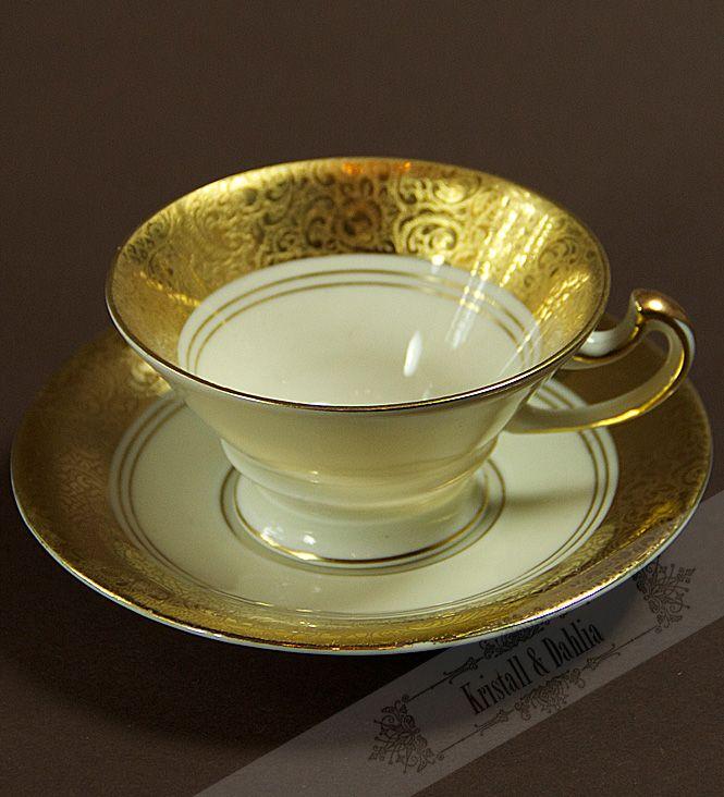 Edles Geschirr Besteck Porzellan Silber Möbelideen 5891678 ...