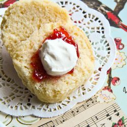 'The fluffiest, most delicious scones that are made with only four ingredients. CWA scones as seen on Masterchef Australia' said previous pinner • CWA Australia • country women's association