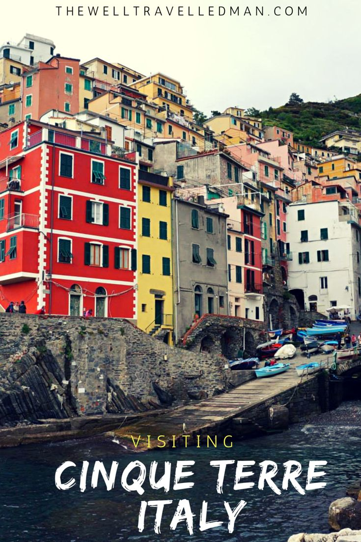 What you need to know about visiting Cinque Terre, Italy