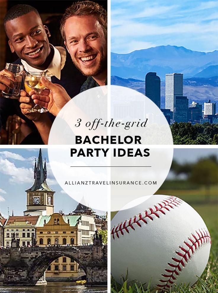 25 best ideas about bachelor party destinations on for Fun bachelorette party destinations