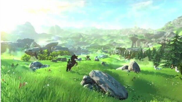Legend of Zelda e3 2014