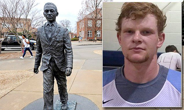 Feds indict 1 after noose put on Ole Miss integration statue
