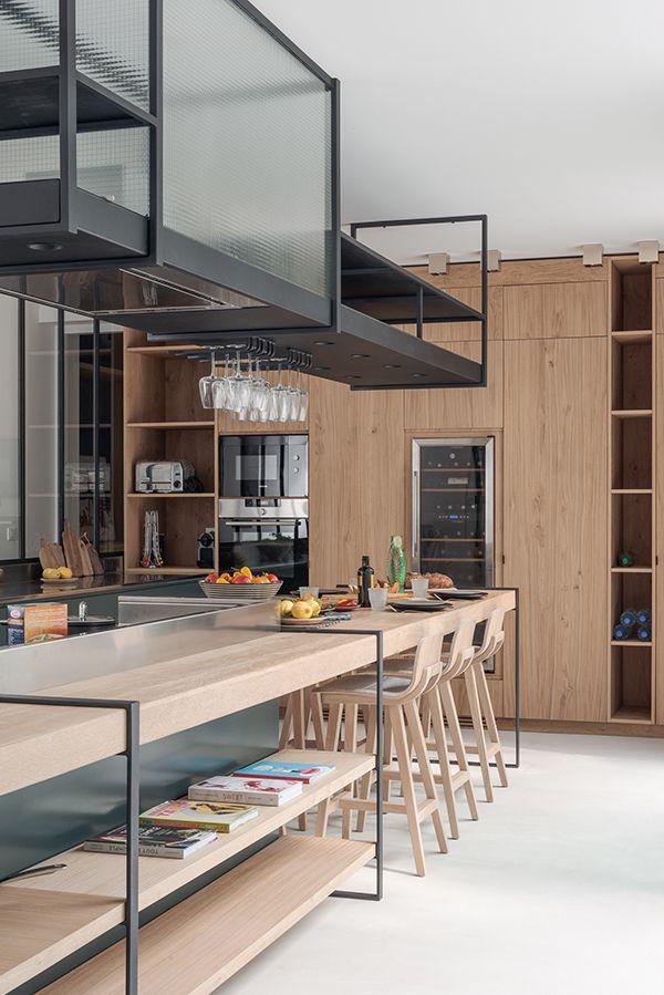 Projets En 2019 Decoration Cuisine Interieur De Cuisine Et
