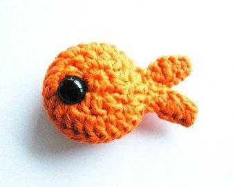 Fishbone Crochet Pattern Free : 17 Best ideas about Crochet Fish Patterns on Pinterest ...