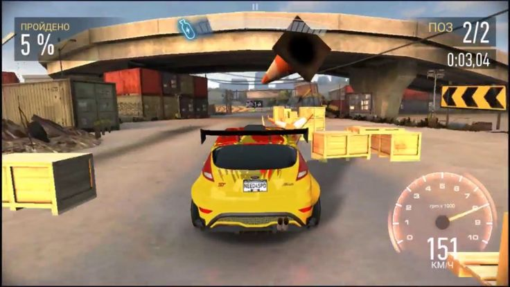 испытание тюнингом.сбор деталей за неделю.FORD Fiesta ST #1 Need for Speed