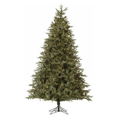 Vickerman Elk Frasier Fir Pre-lit Christmas Tree Hayneedle