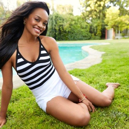 Wardrobe styling by Simona Sabo Photo by Ari Michelson Rachel Lindsay, the Bachelorette 2017 for People magazine, People.com Image result for rachel lindsay bachelorette people magazine ari michelson