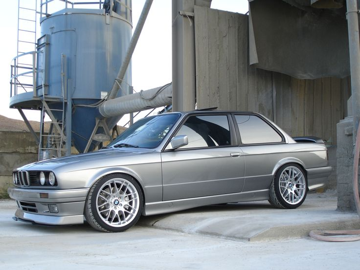 This is the nicest E30 I've ever seen.