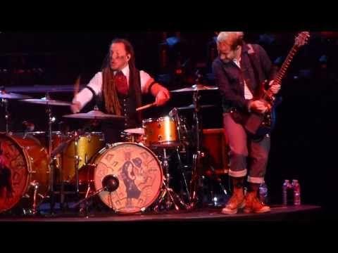 """Unity"" Shinedown@Mann Music Center Philadelphia 8/14/13 Carnival of Mad..."