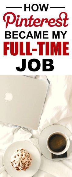 How she made Pinterest her full-time job is the best! I'm so glad I found this CRAZY COOL post! How she was able to work from home and make $6k a year is incredible! Definitely pinning for later!