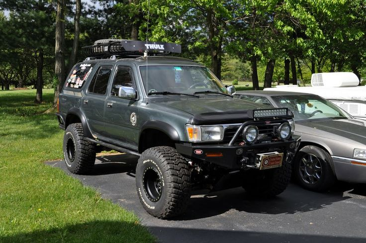 Lift Kits For Jeeps >> T4R of the Year 2013 - Toyota 4Runner Forum - Largest ...