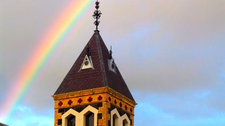 #rainbow at Village Melbourne