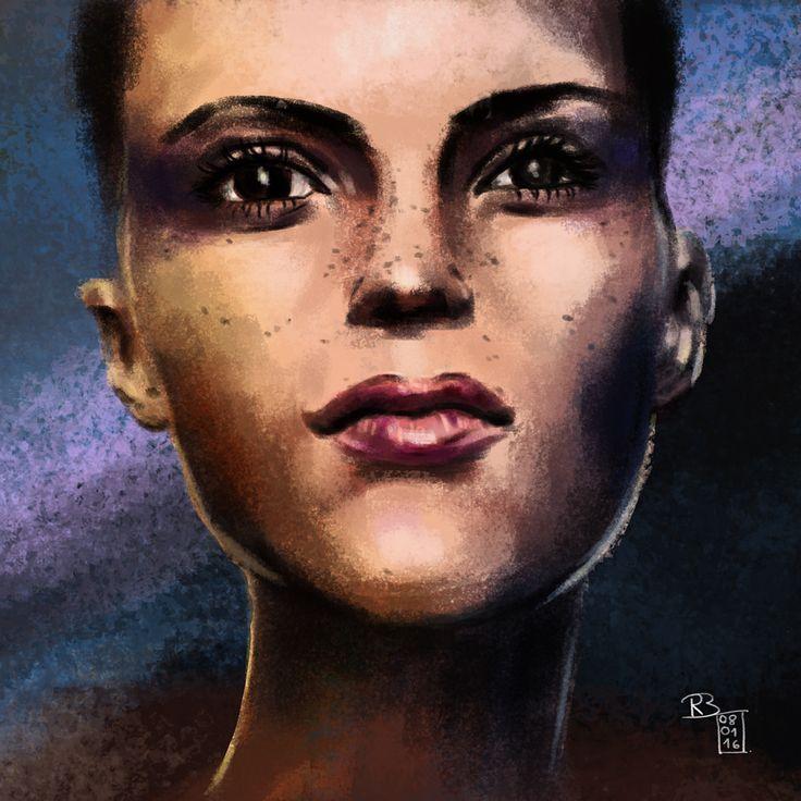 https://flic.kr/p/CMqwn9   sproetjies_web   digital painting practice piece photoshop & wacom intuos 4