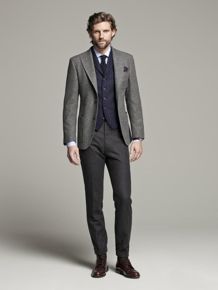 Mens Fashion Evening Wear