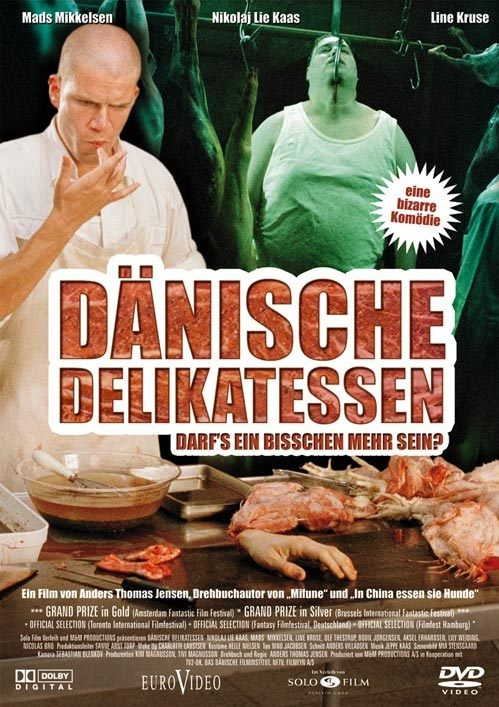 Dänische Delikatessen with Mads Mikkelsen