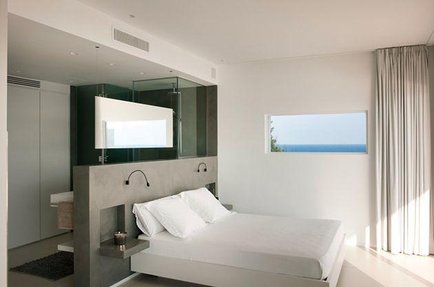 15 Banos Abiertos Al Dormitorio Un Concepto Lleno De