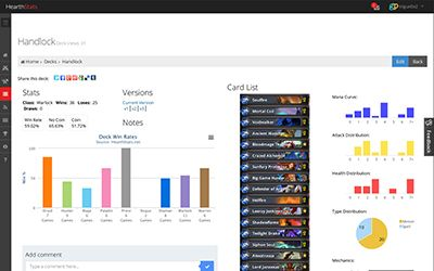 HearthStats | Hearthstone Statistics and Tracking