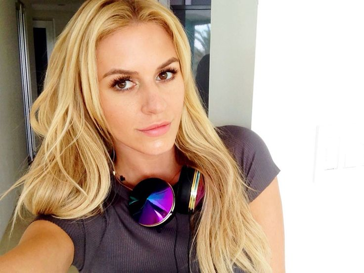 Morgan Stewart Natural Hair Color