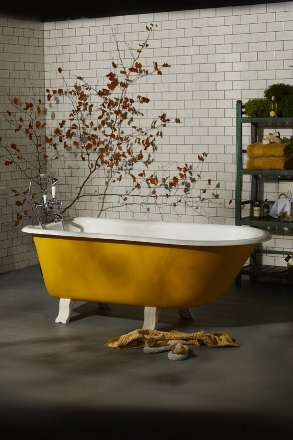 The Charmouth Cast Iron Bath | Cast Iron Baths | Baths