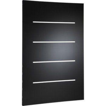 plaque de protection murale horizon noir cm leroy merlin point de feu. Black Bedroom Furniture Sets. Home Design Ideas