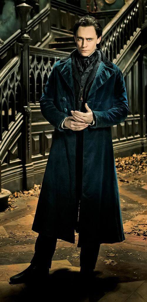 Tom Hiddleston as Sir Thomas Sharpe. Full size image: http://ww4.sinaimg.cn/large/6e14d388gw1ey464znhhcj20nv0sgqrw.jpg Source: http://www.campuscine21.com/?p=32569 Via: Torrilla
